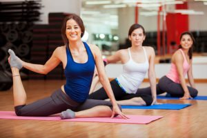 Fitness-exercises- yoga