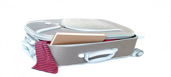 Basic tips to pack a Suitcase efficiently and effectively for any trip.