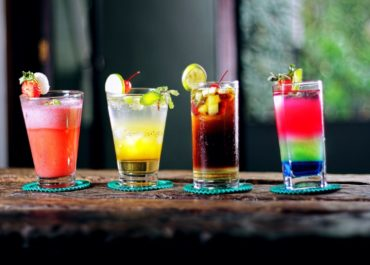 Top 5 Summer Drinks