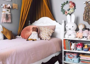 Top 10 tips for creating a stylish kid's room