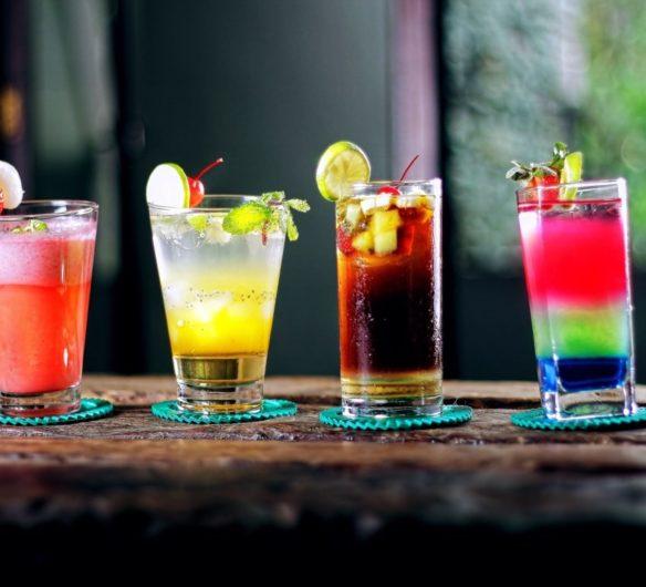 Top 5 Summer Drinks